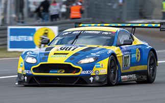 5位 Aston Martin Vantage GT3